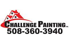 challenge painting logo
